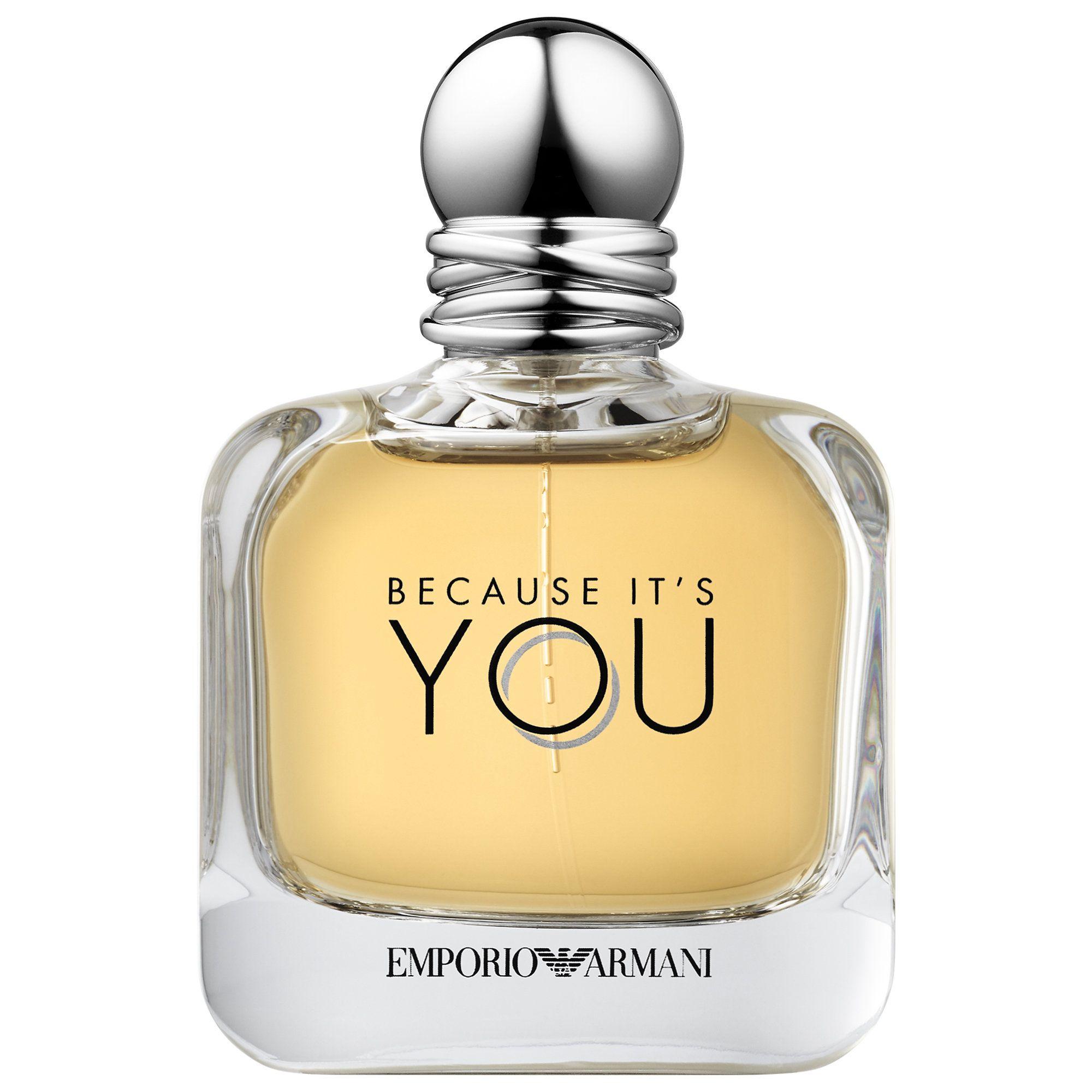 Emporio Because Giorgio Armani BeautySephora It's You 3ASj4RLc5q