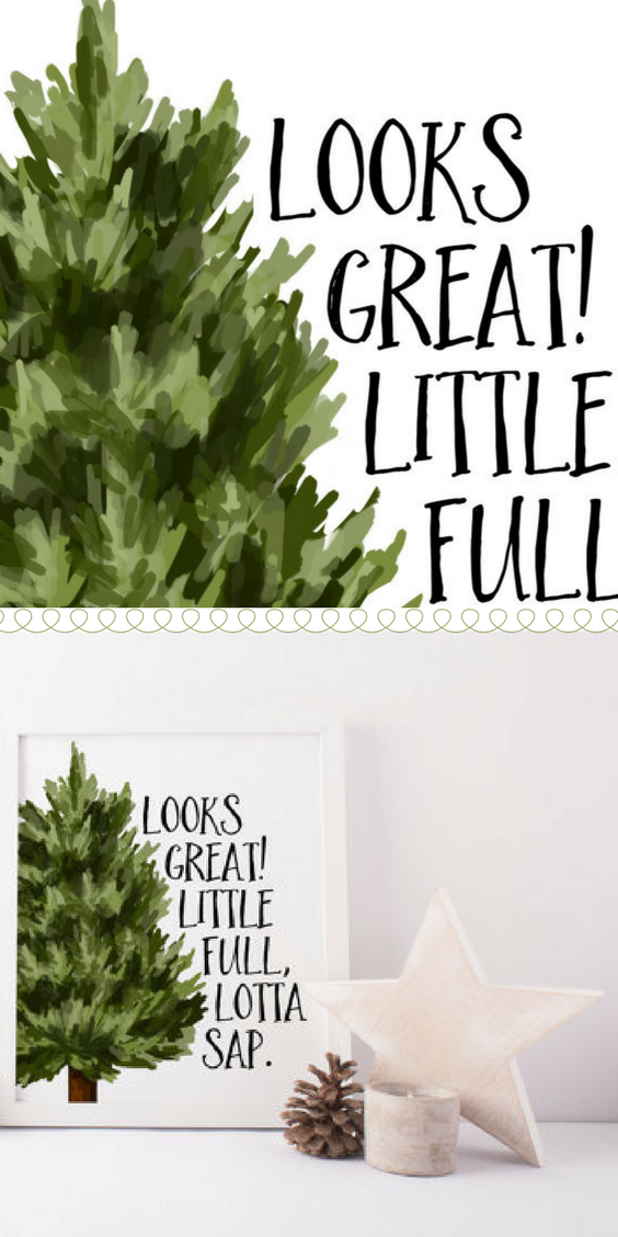 599301933 this is brilliant for a Christmas Vacation quote print | little full, lotta  sap printable by Salt+Cove on #etsy | affordable Instant Download |  Christmas ...