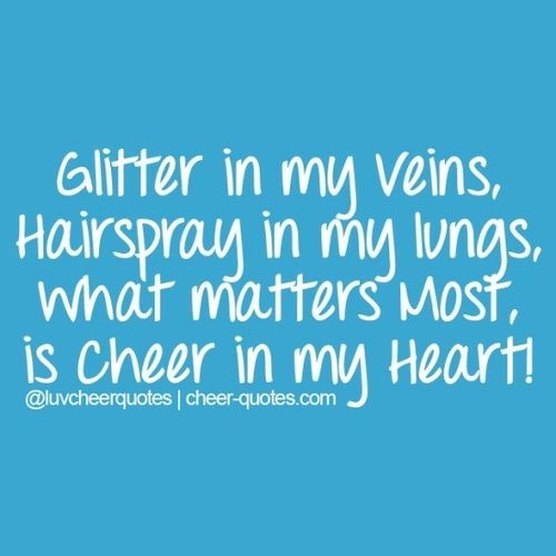 cheerleading quotes - Google Search | Cheerleading quotes ...