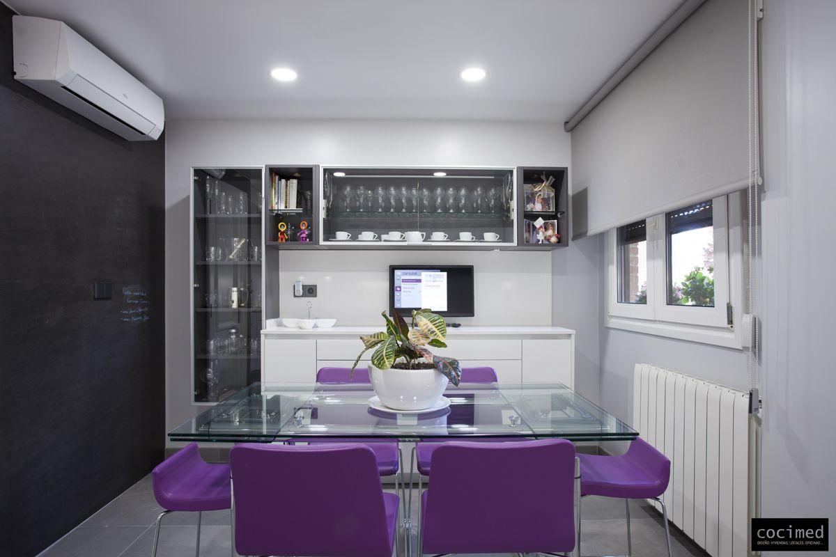Cocinas De Calidad | Toques De Color Tonos De Iluminacion Ambientes Diferentes Dentro