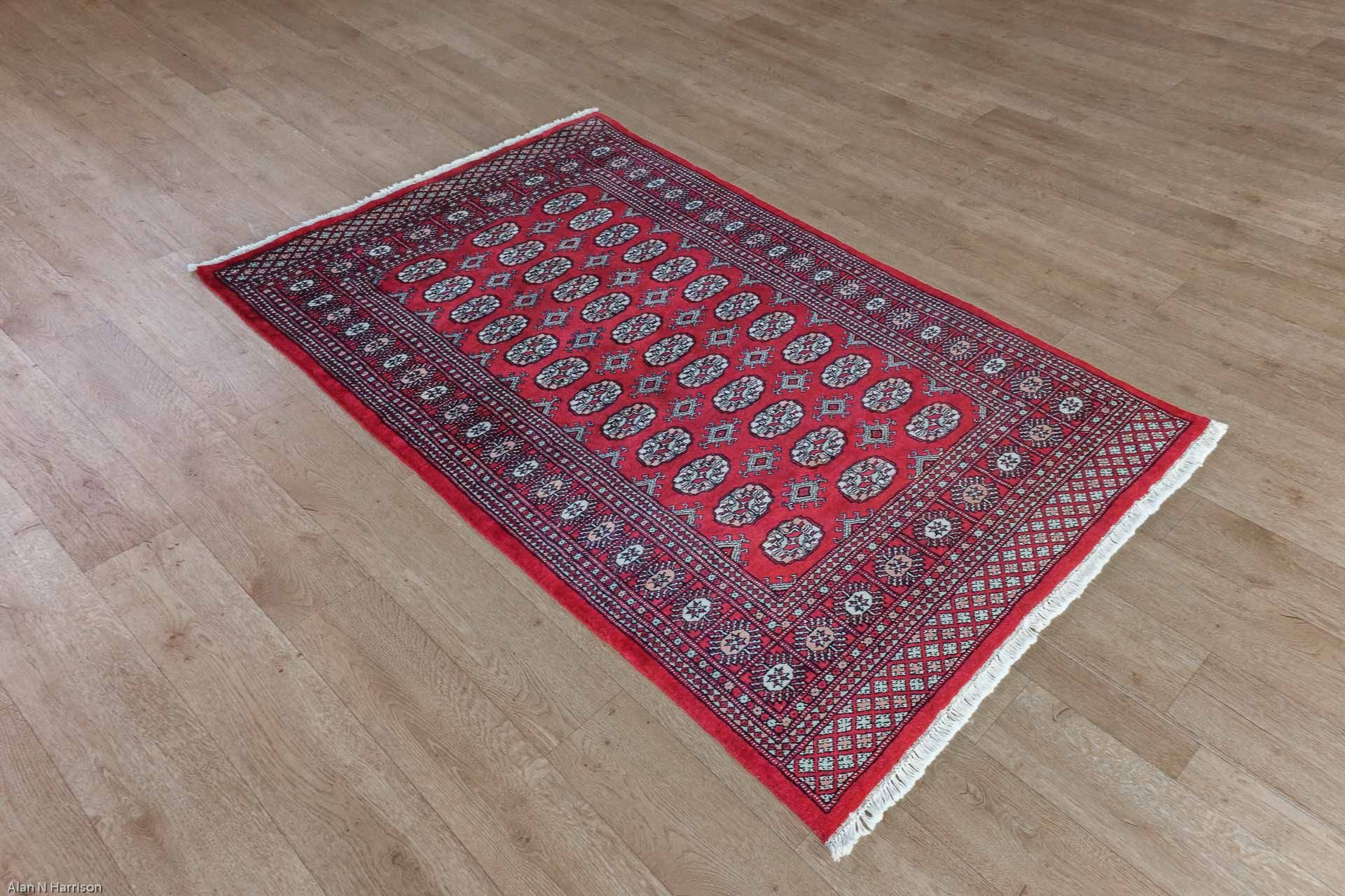 Hand Knotted Bokhara Rug From Pakistan Pakistan Oriental Rug And