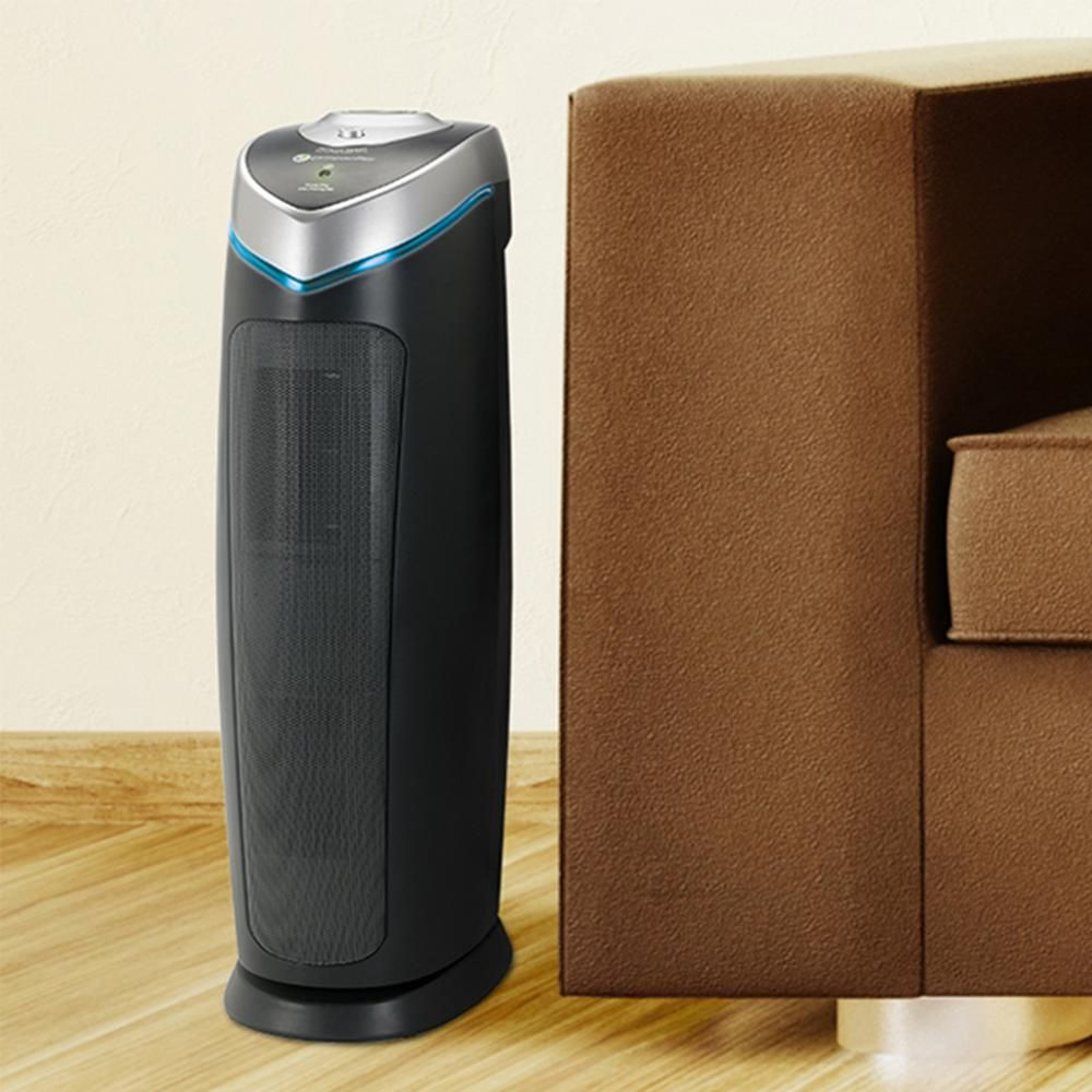 GermGuardian 4in1 Air Purifier with HEPA Filter, UVC