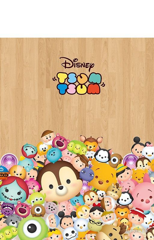 Pixar Wallpaper For Iphone From Redbubble Com Disney Tsum Tsum Tsum Tsum Wallpaper Disney Wallpaper