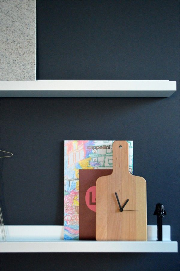 DIY Wanduhr IKEA Hack 06