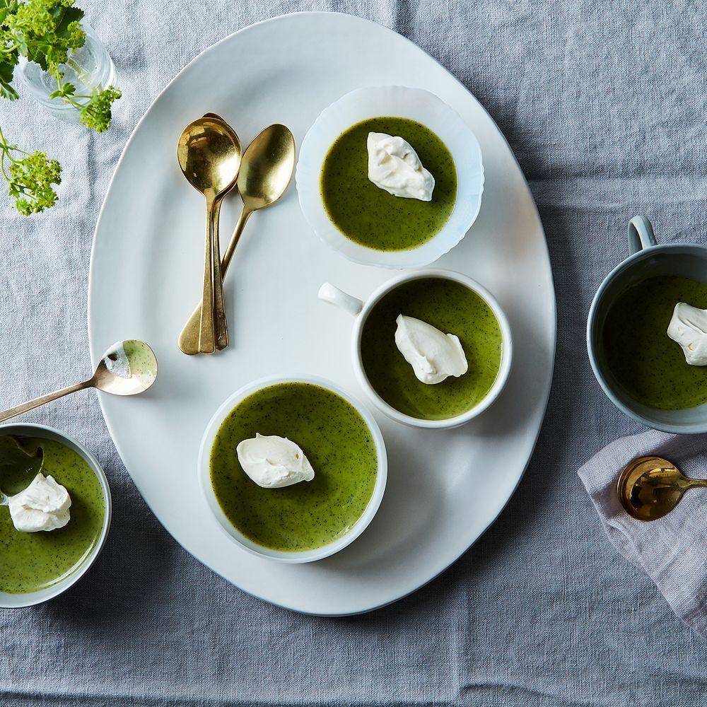 Photo of Matcha Posset Recipe on Food52