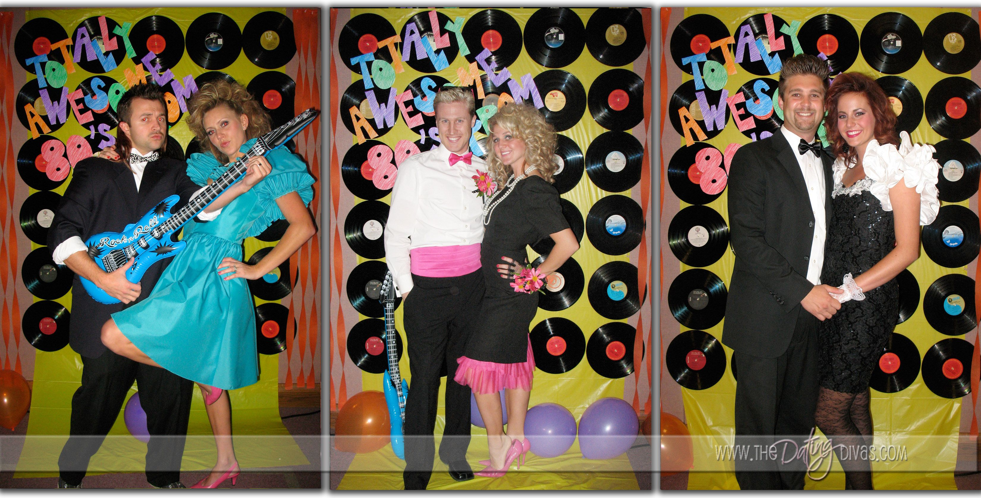 Beautiful 80s Theme Party Ideas Decorations Part - 3: Totally Awesome 80u0027s Prom. 80s Party Themes80s ...