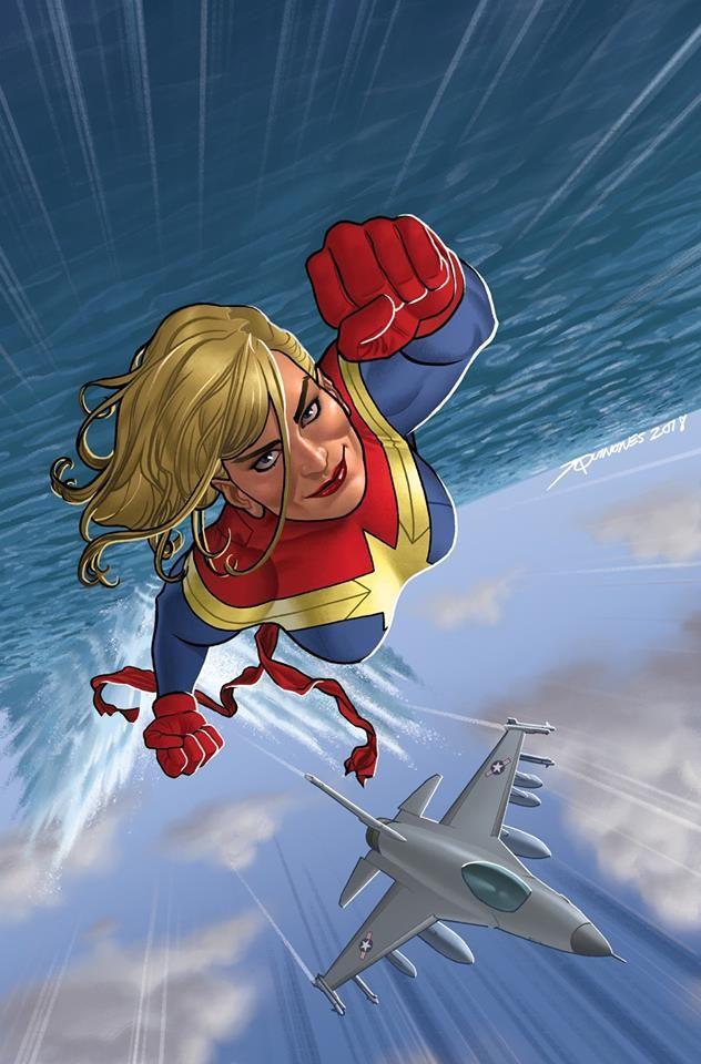 Sky Captain Marvel