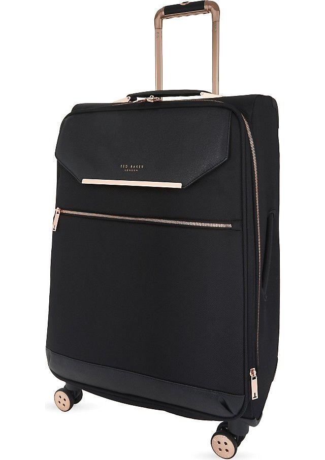 fb08d912e295 TED BAKER - Albany medium four-wheel suitcase 69cm
