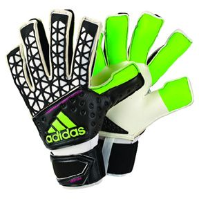 adidas  ACE Zones  Fingersave Ultimate Goalkeeper Glove (Green)