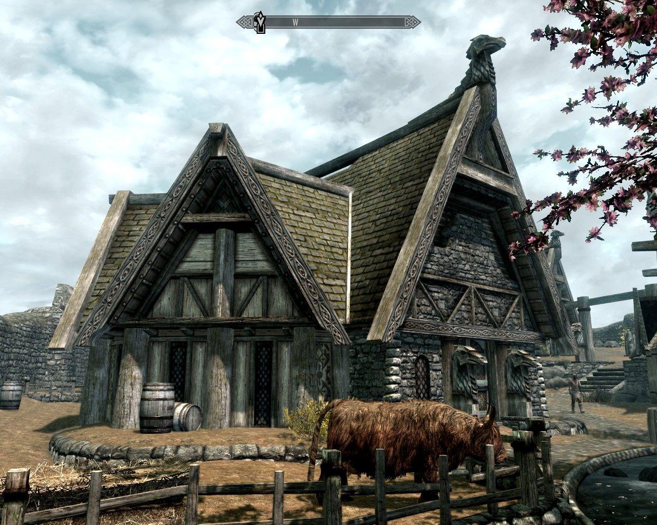 Skyrim House Plans