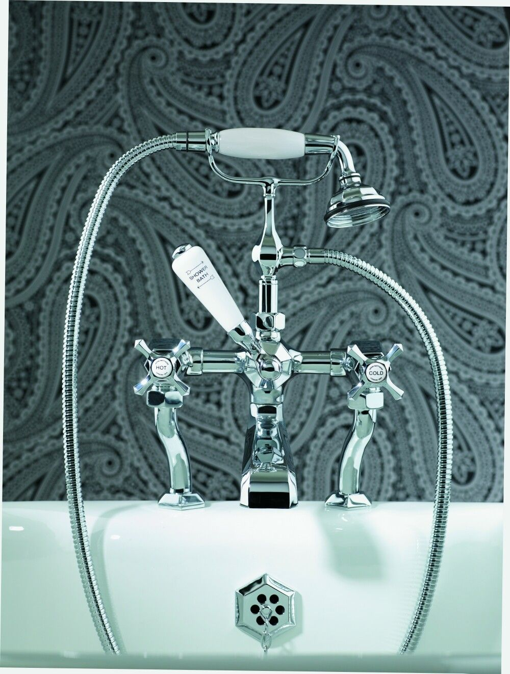 Deco bath filler Deco bath/shower mixer from Aston Matthews ...