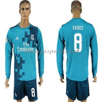 Maillot THIRD Real Madrid Kroos