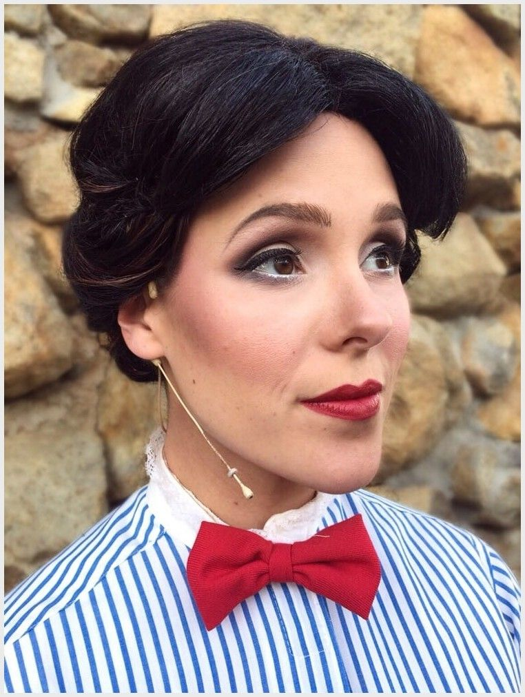 26+ Mary poppins makeup look trends