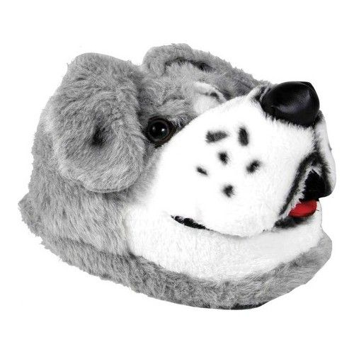 where to buy footwear latest design Happy Feet Animal Slipper in 2019 | Mens slippers, Slippers, Shoes