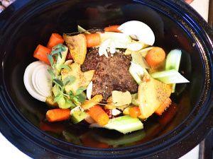 Crock Pot Pot Roast Ketogenic