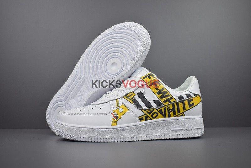 chaussure bart simpson adidas