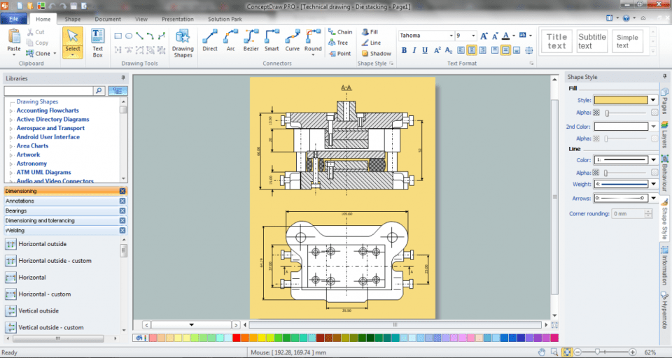 Whats So Trendy About Engineering Drawing Software That