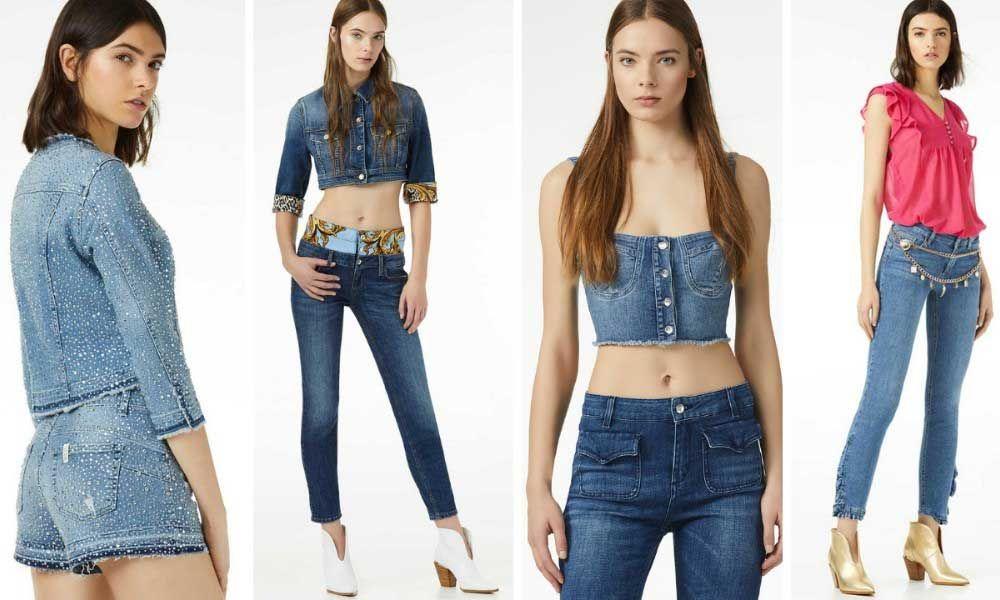buy online 29f63 2593c Jeans Liu Jo autunno inverno 2019 2020: i modelli più belli ...