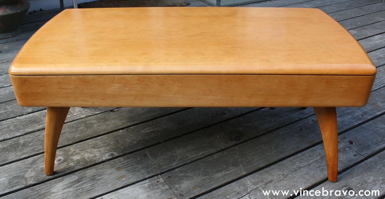 12+ Vintage heywood wakefield coffee table inspirations