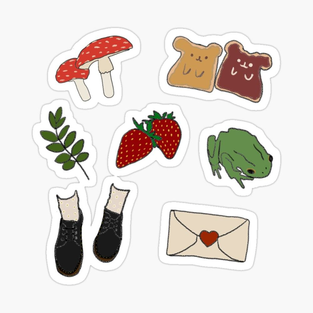 Pin By Mariela Macias On Cott In 2020 Stickers Packs Cute Stickers Aesthetic Stickers