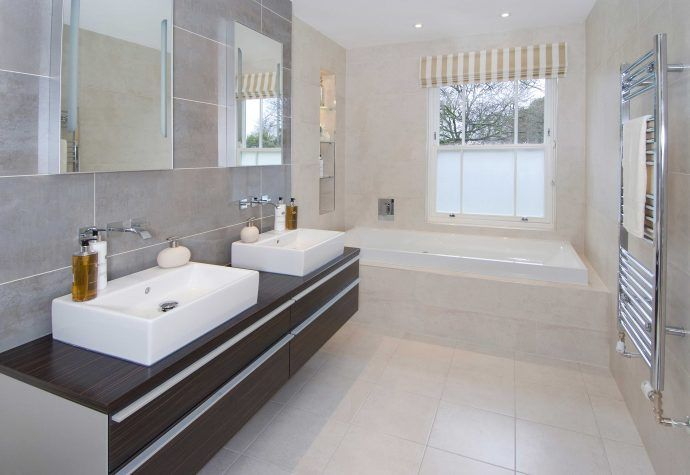 7 simple ideas to modernise your home - Bathroom Image From MillWoodDesignerHomes & 7 simple ideas to modernise your home - Bathroom Image From ...