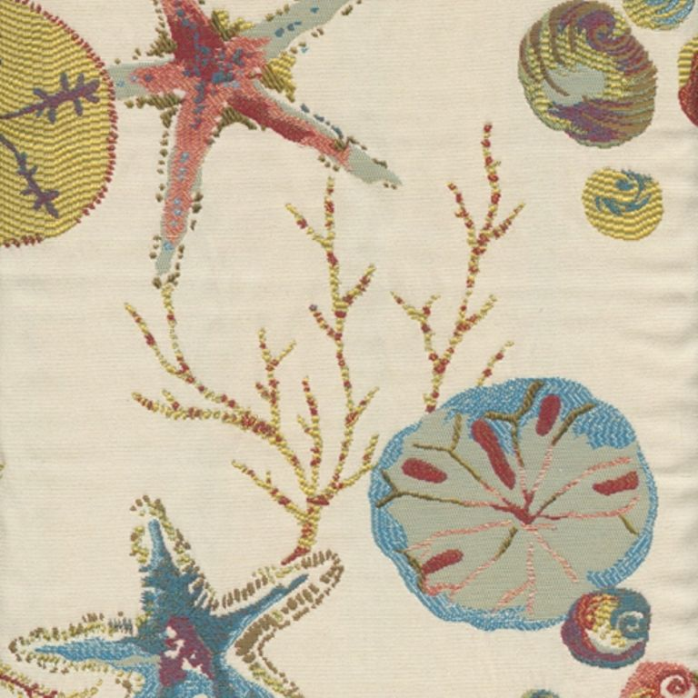 coastal colors and sand dollars mix in this charming futon cover  naples coral futon cover   bedding and such   pinterest   futon      rh   pinterest