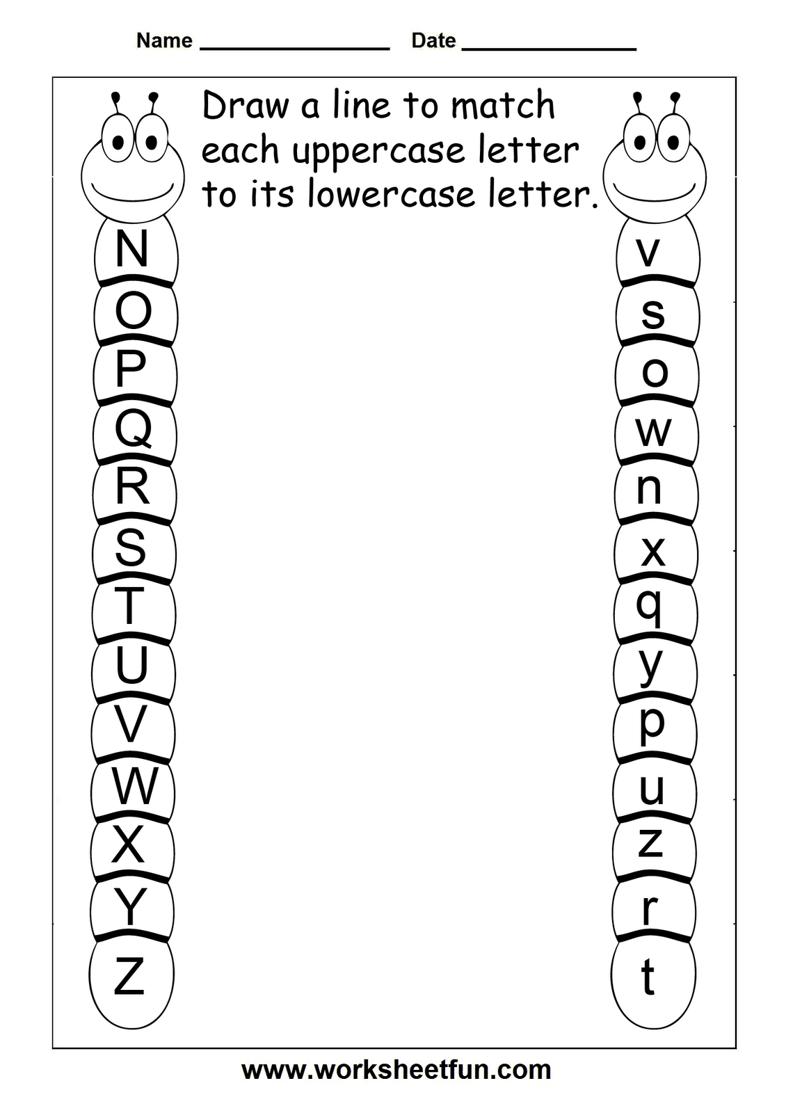 worksheet Alphabet Recognition Worksheets worksheetfun free printable worksheets being a mom pinterest worksheets