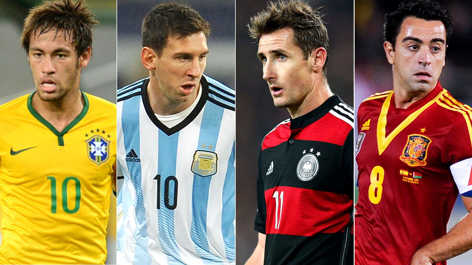 Copa del Mundo 2014: Favoritos esperados Para Ganar trofeos | FOX Sports en MSN