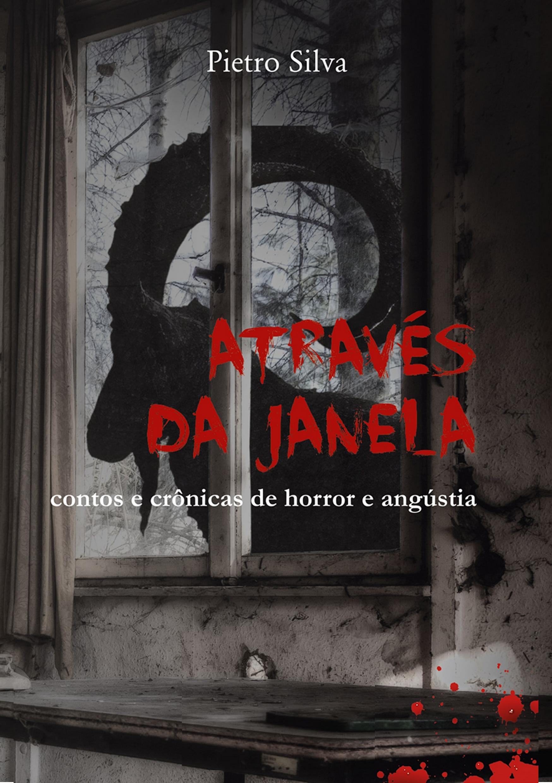 Livro de #contos e #crônicas de horror escrito pelo autor, Pietro Silva e publicado originalmente em: www.aestranhamente.com  Para ler a  #resenha desta obra na íntegra, basta clicar no pin!