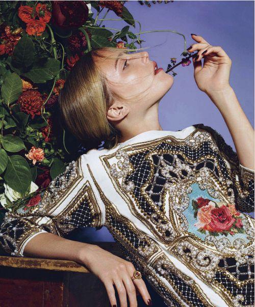 El universo Fabergé de Balmain (http://chezagnes.blogspot.com.es/2012/09/el-universo-faberge-de-balmain.html)