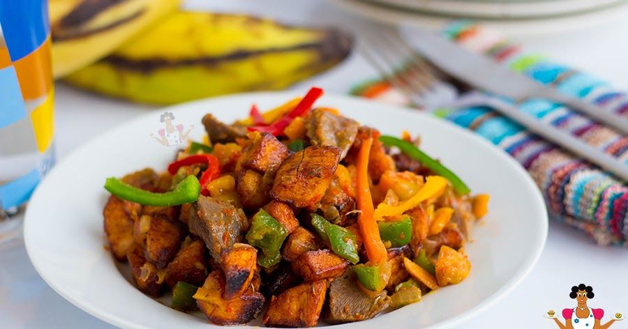 Gizdodo Gizzard Plantain Recipe Food And Drink Recipes To Try