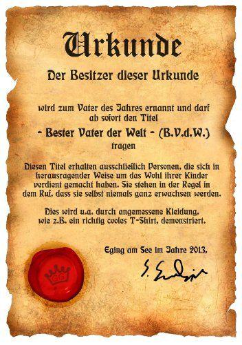 Oder Geburtstag Inkl Urkunde Bester Vater Der Welt Shirt Grossel 2 Spruche Geburtstag Lustig Lustige Geburtstagsspruche Geburtstagsspruche Lustig Mann