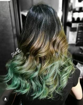 صبغة شعر اشقر رمادي زيتي الانواع و طريقة الصبغ و اجمل صور Beauty Hair Hair Styles