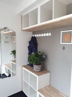 Kallax Dining Room Garderobe Aus Kallax Regalen Wohnungsideen Pinterest Kitchen #diningroom