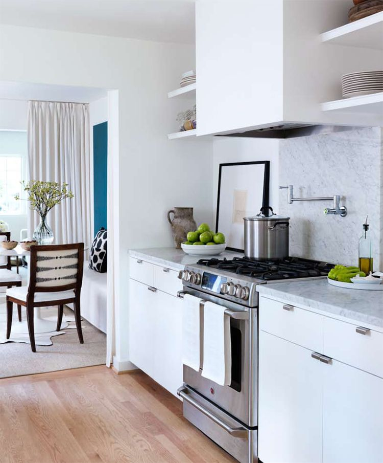 Open Kitchen Cabinet Decorating Ideas: Gallery — Lindsey Meadows Interior Design In 2019