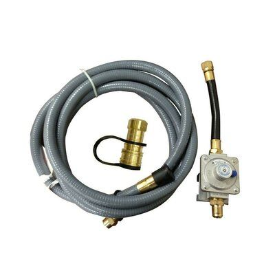 Dcs Quick Disconnect Natural Gas Hose For 30 36 48 Gas Grills Qdhkm30 Fire Pit Accessories Gas Stove Burner Bbq Accessories