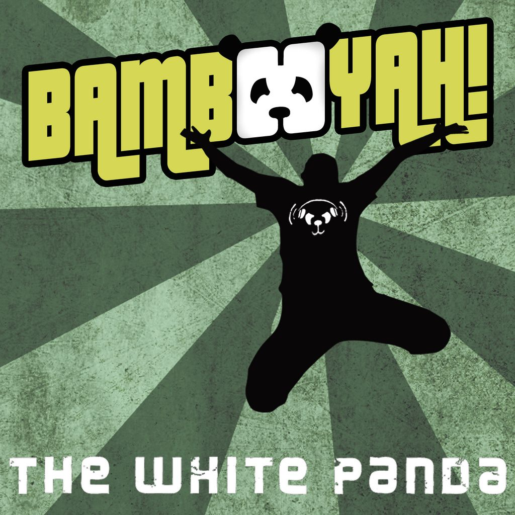 The White Panda - Bambooyah | Album Cover Design Concept | Part II by Goge's Creative Design Team