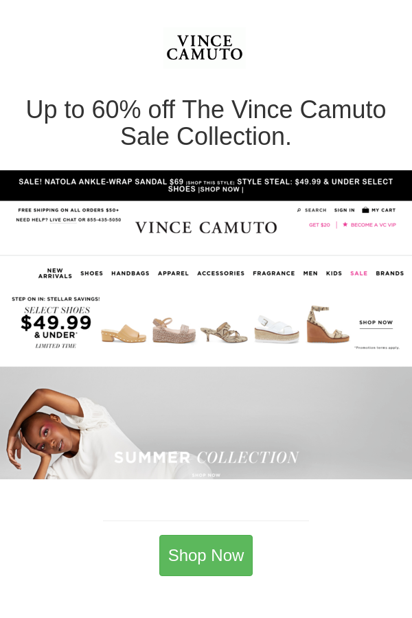 Best Deals And Coupons For Vince Camuto Vince Camuto Online Fashion Stores Vince