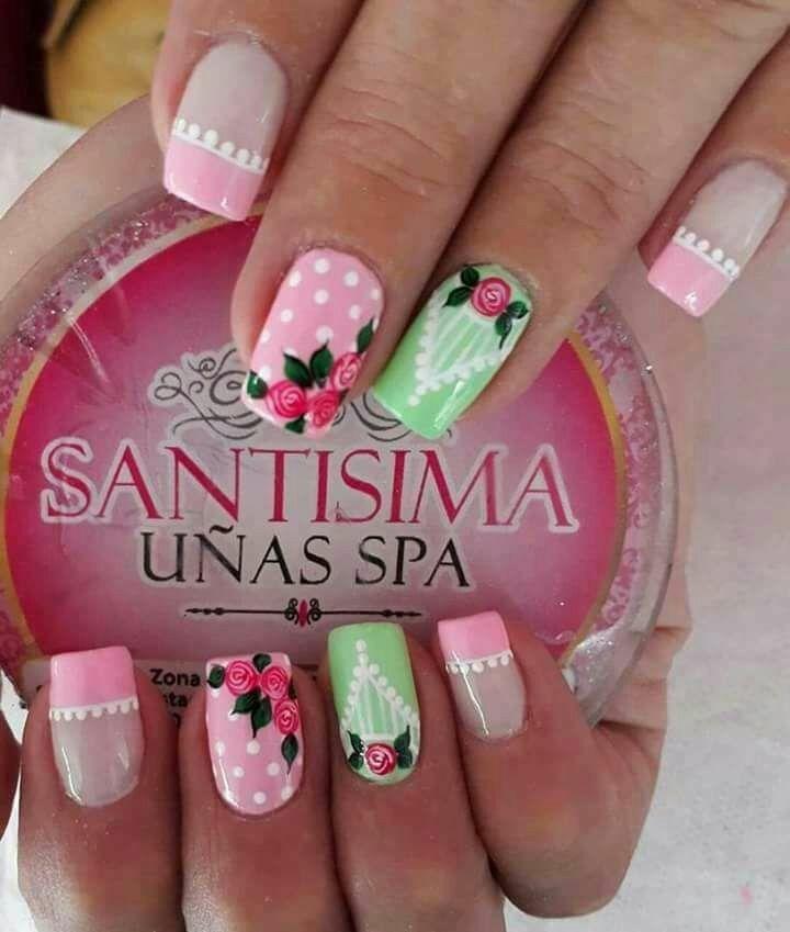 Pin by Maria Jose Montalvo Solorzano on Arte de uñas de pies ...
