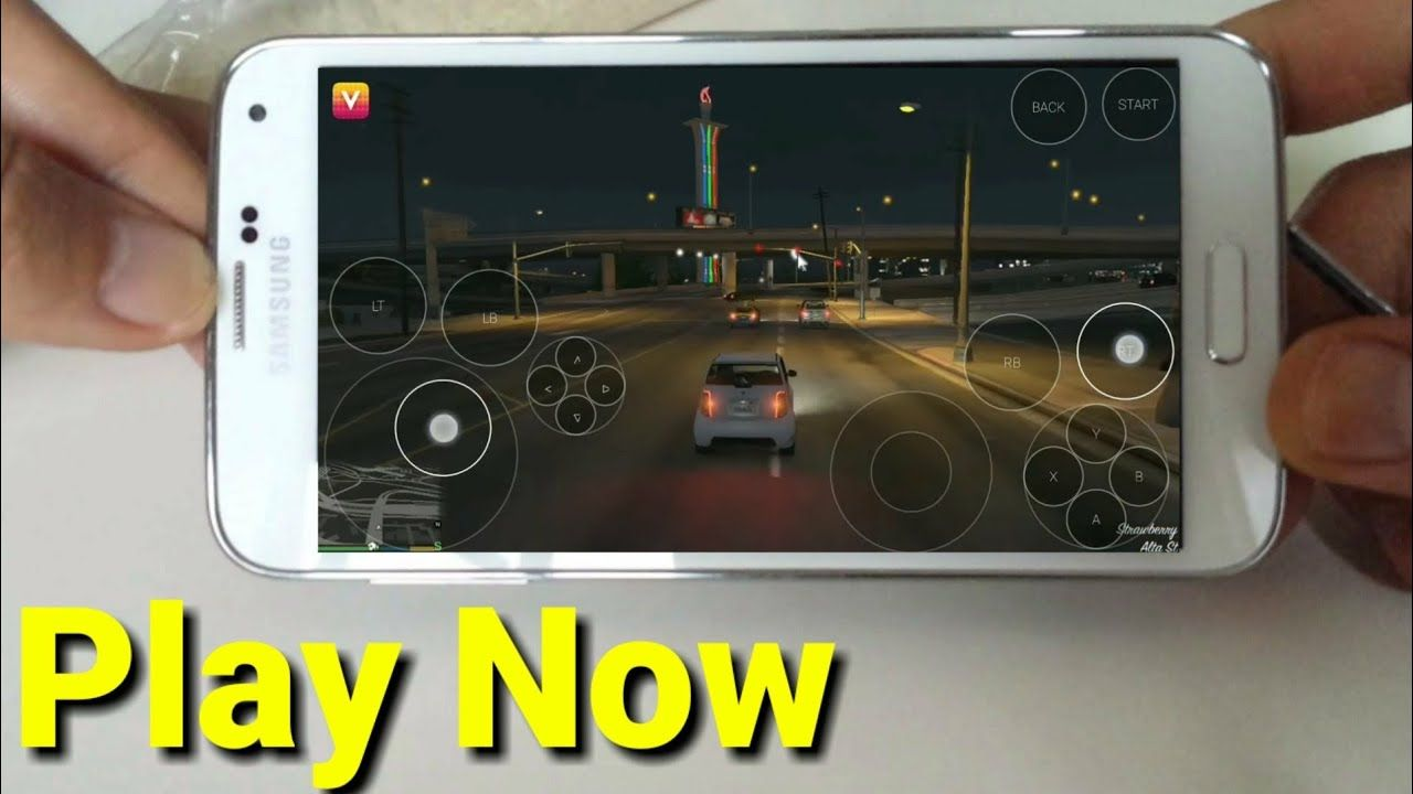 Download Vortex Hack Apk ||Play GTA 5 Real Game On Android For free