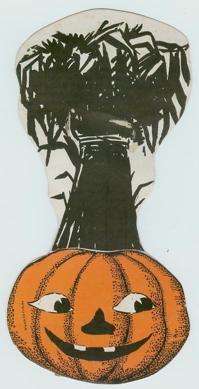 For Sale Halloween Collector Com Vintage Halloween Decorations Halloween Art Halloween Fun