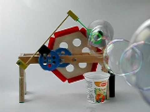 Zou dit ook zelf te bouwen zijn zonder instructie bron opitec bausatz seifenblase maschine - Te bouwen zijn bibliotheek ...