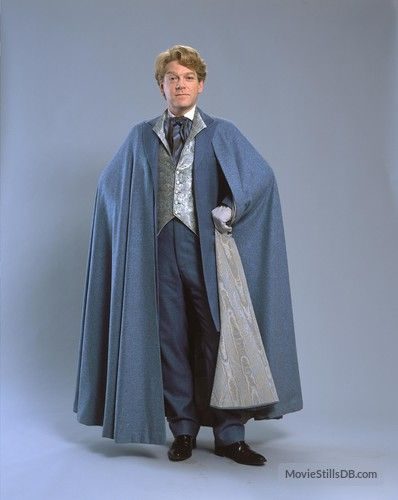 Harry Potter And The Chamber Of Secrets Promo Shot Of Kenneth Branagh Harry Potter Miniatures Harry Potter Diy Harry Potter Costume