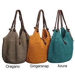 The Sak 'Indio' Crochet Tote   DIY tassen - Tasche hkeln ...