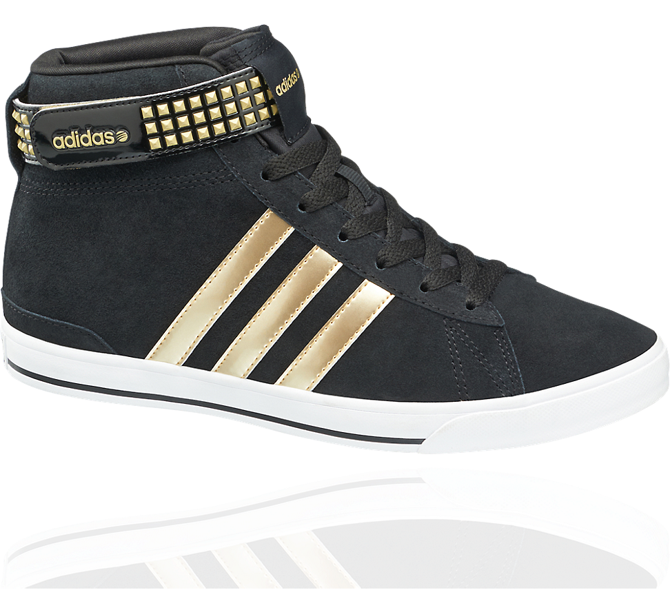 adidas neo label Adidas Neo F76237 NEO DAILY TWIST Mid Cut