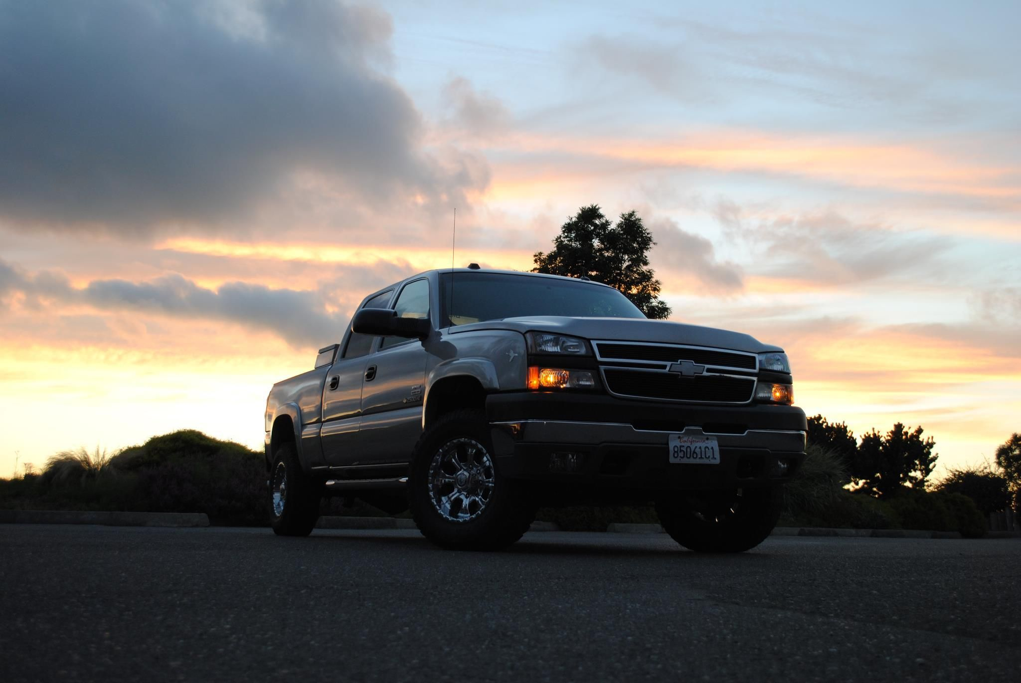Live like you're on the top of the world. ChevyTrucks