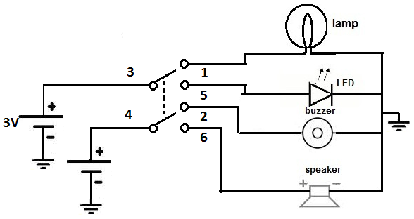 1channel amp wiring diagram