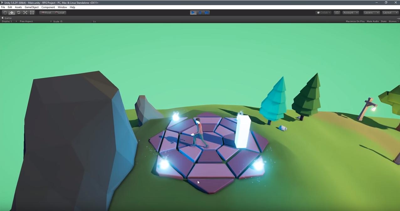Unity ]ENEMY AI (E10) | Unity | RPG и Programming