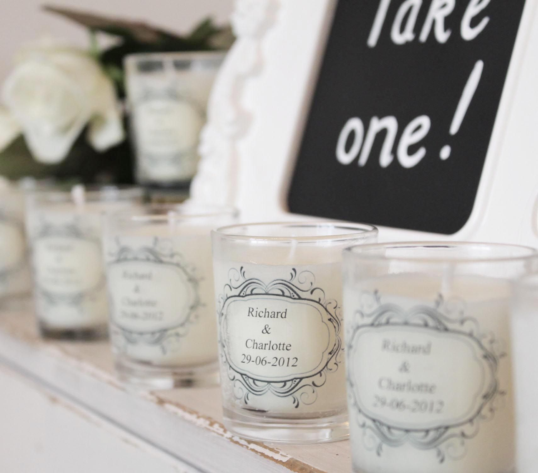 close up favour picture   Hearth and Heritage wedding favours ...
