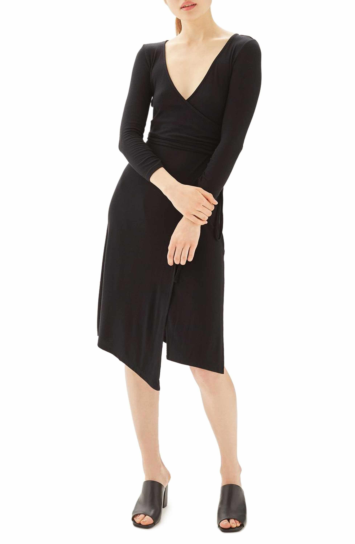 Back cutout wrap midi dress midi dresses topshop and wraps